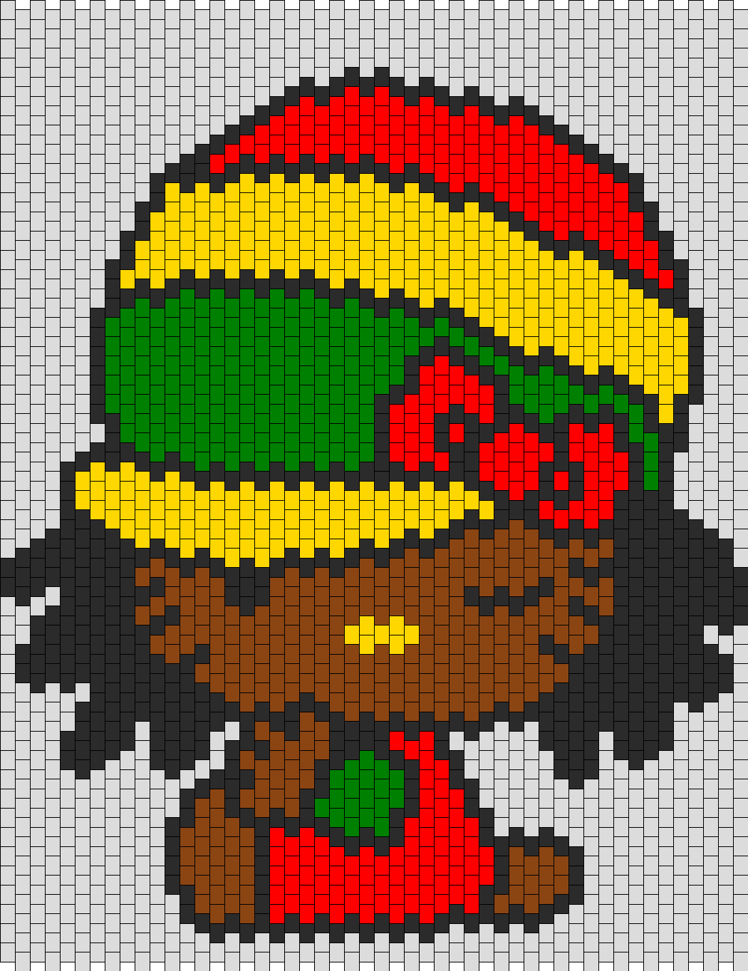 Reggae Hello Kitty