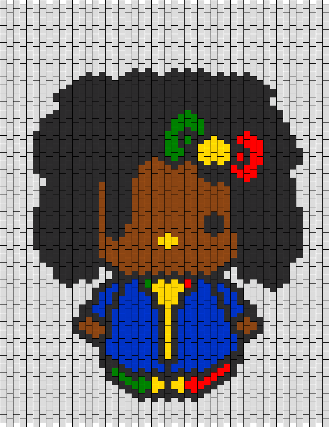 Rasta Hello Kitty