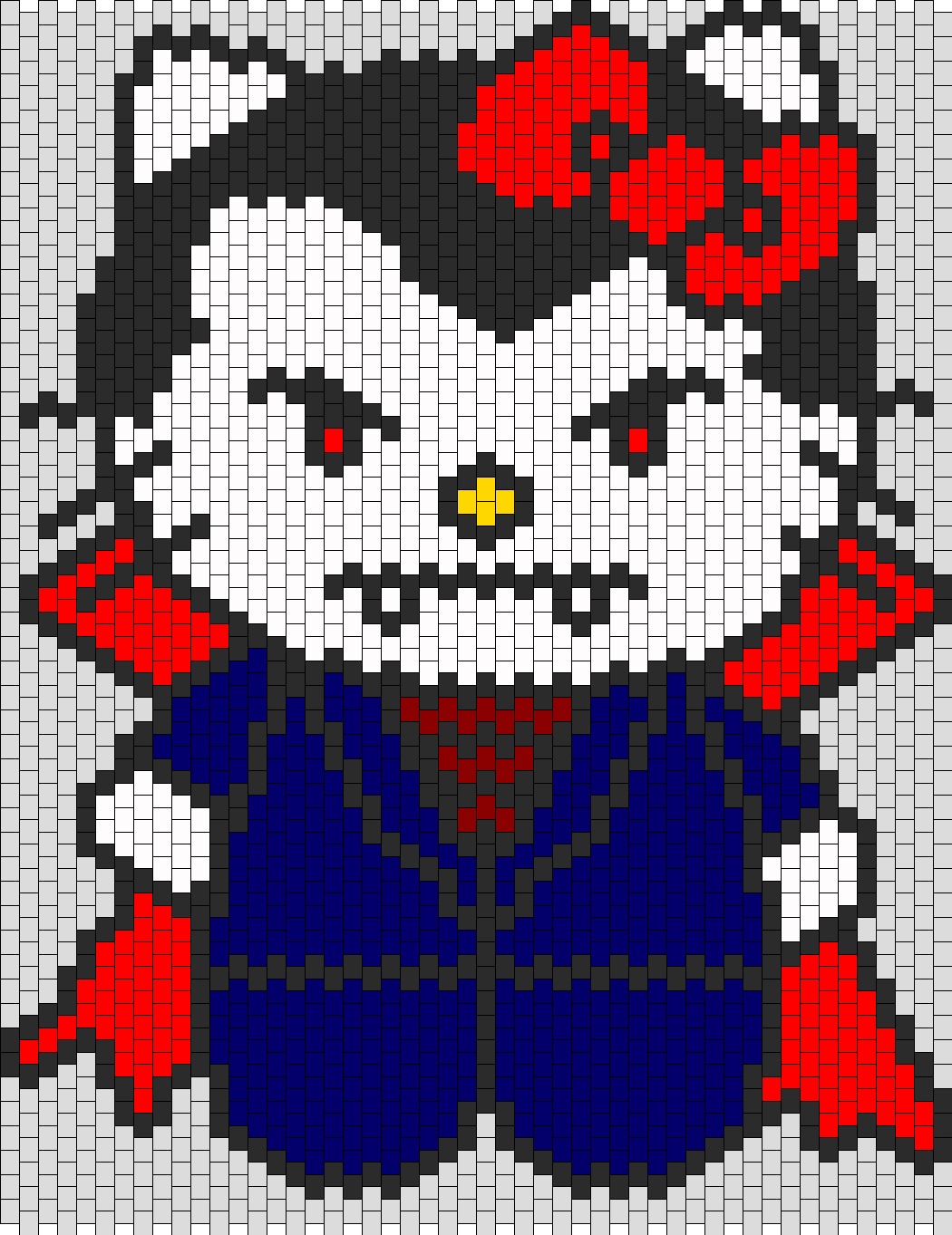 Vampire Hello Kitty