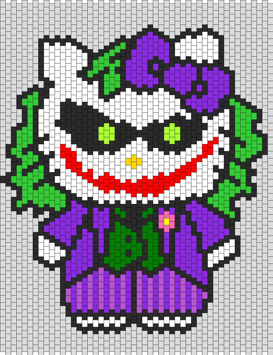 Joker Hello Kitty