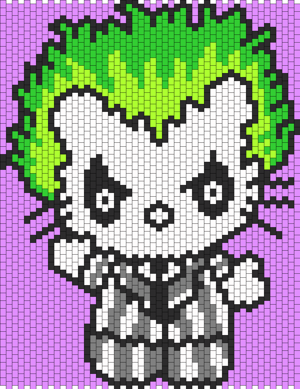 Beetlejuice Hello Kitty