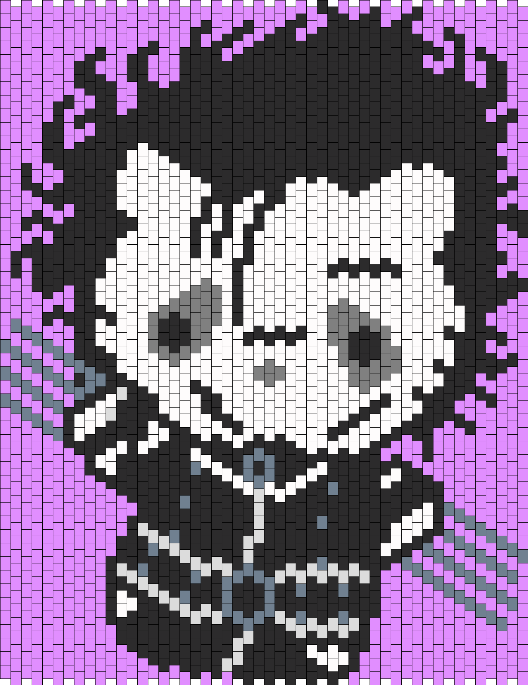 Edward Scissorhands Hello Kitty