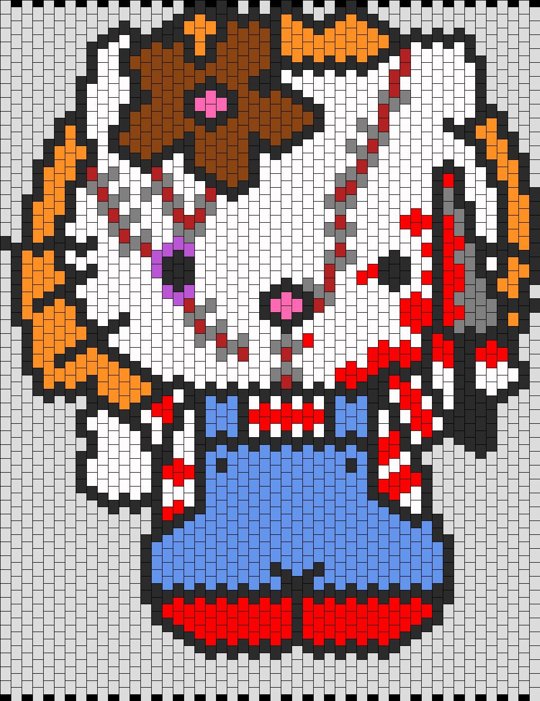 Chucky Hello Kitty