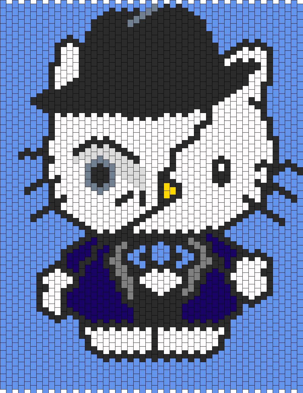 Phantom Of The Opera Hello Kitty
