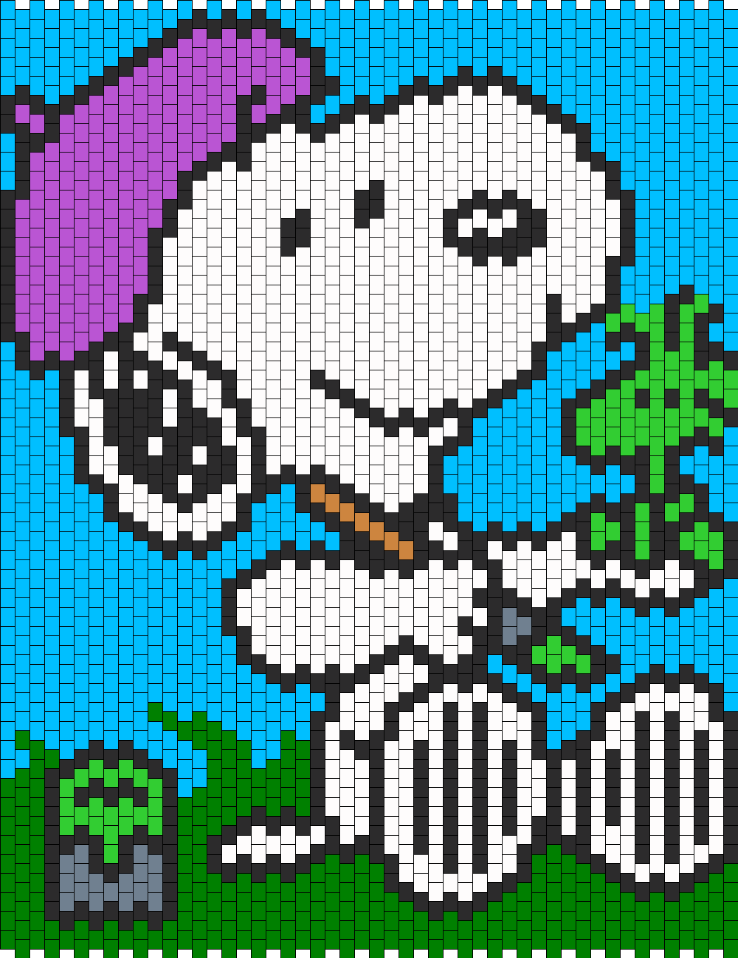 Snoopy Painting Woodstock