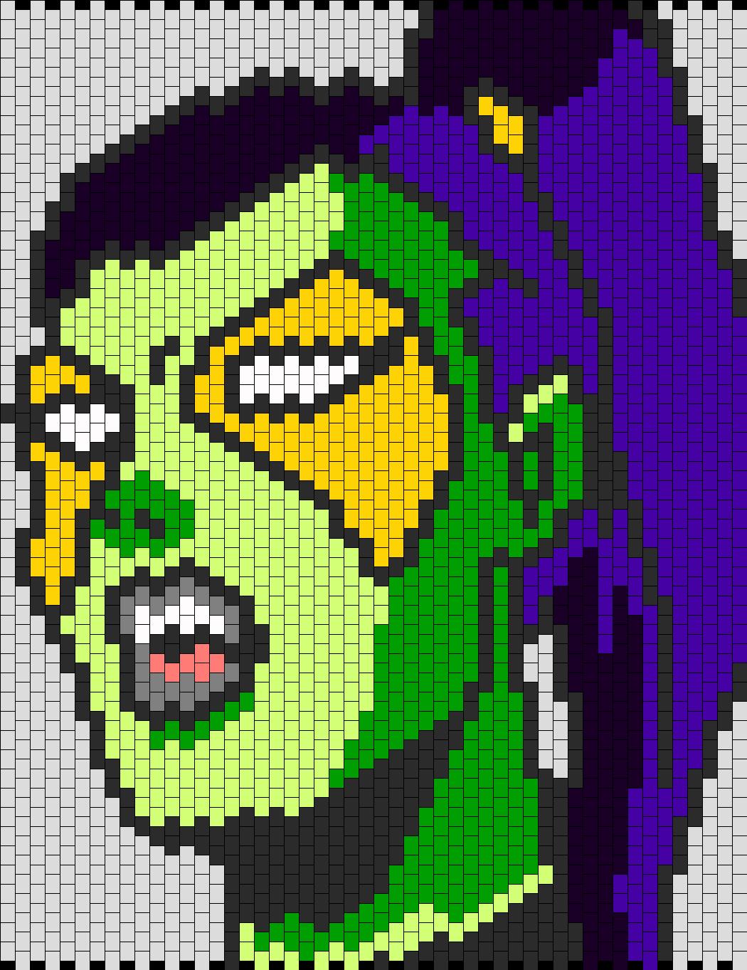 98 Marvel Gamora