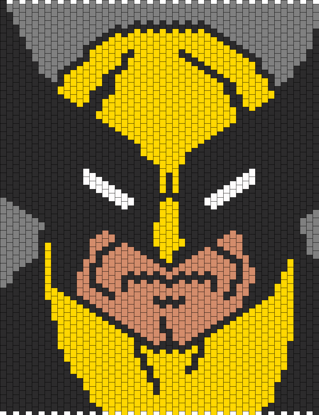 Wolverine Face