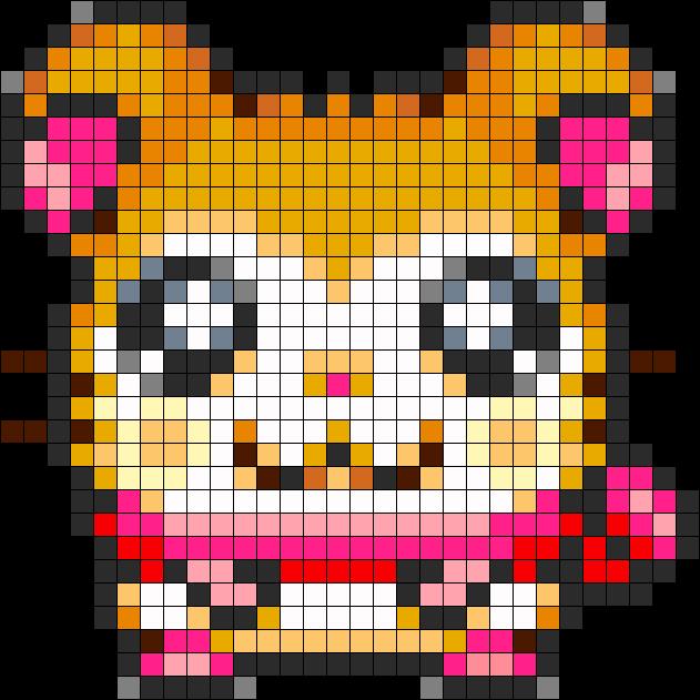 Pixel Art Pokemon Bulbizar