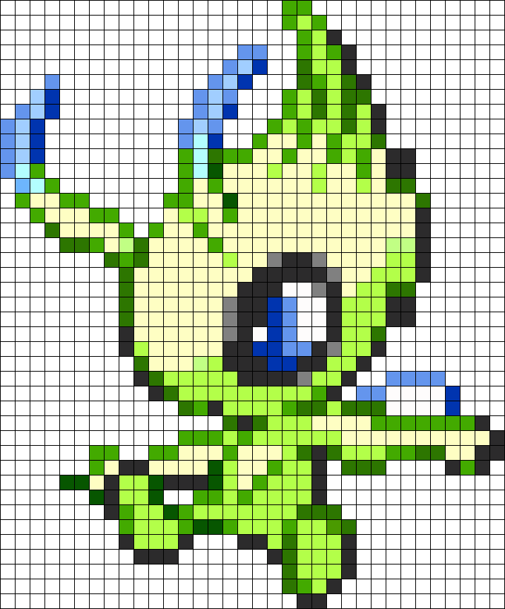 Legendary Celebi 251