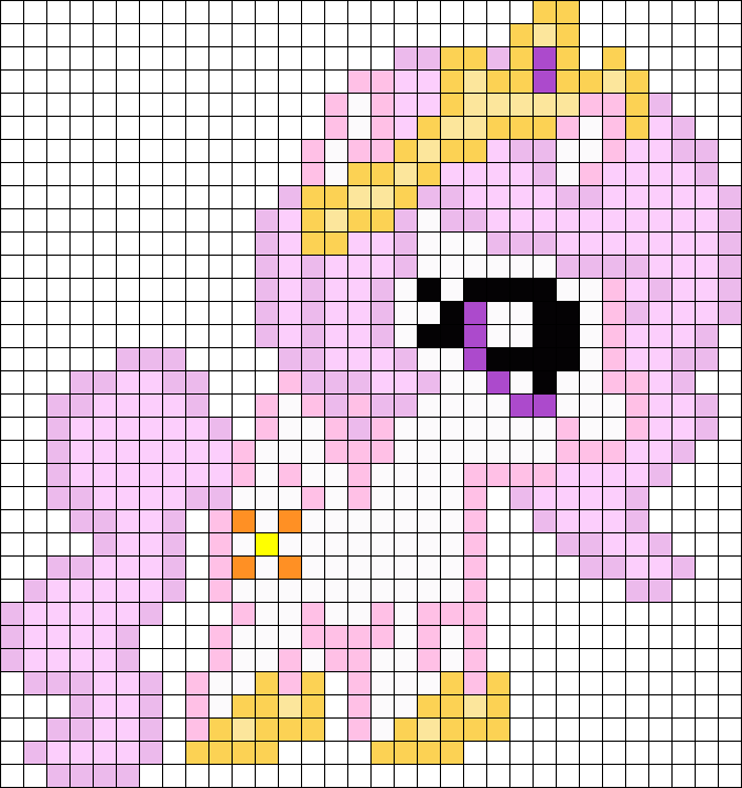 Filly Celestia My Little Pony