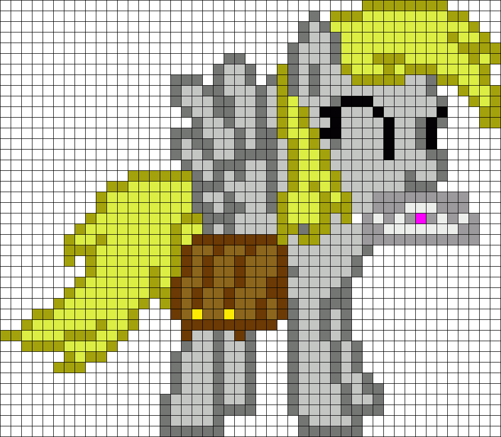 Derpy Hooves My Little Pony