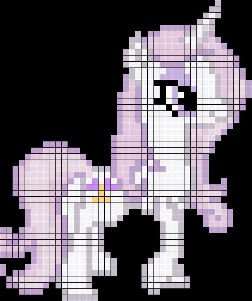 Fleur De Lis My Little Pony