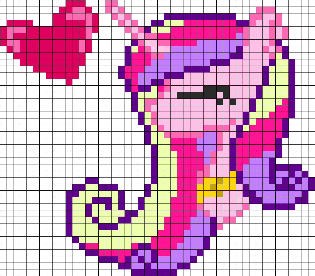 My Little Pony Princess Cadence Profile