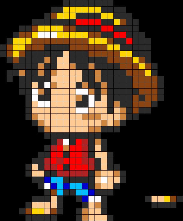 One Piece Cutie Luffy