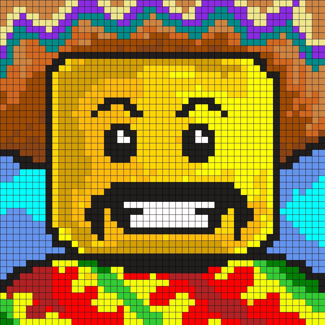 Mexican Lego