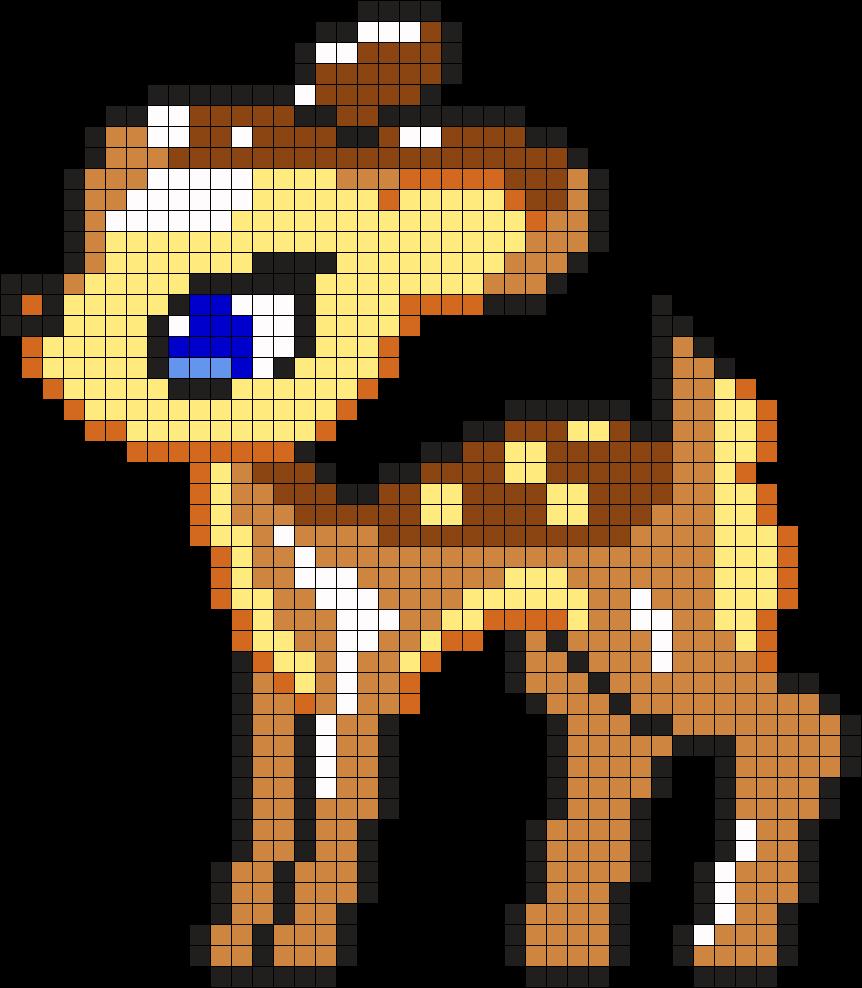 Cute Bambi Deer
