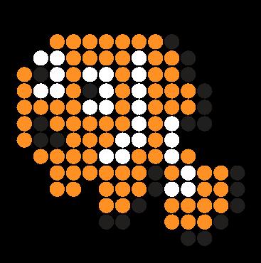 Nimo Perler Bead Pattern / Bead Sprite