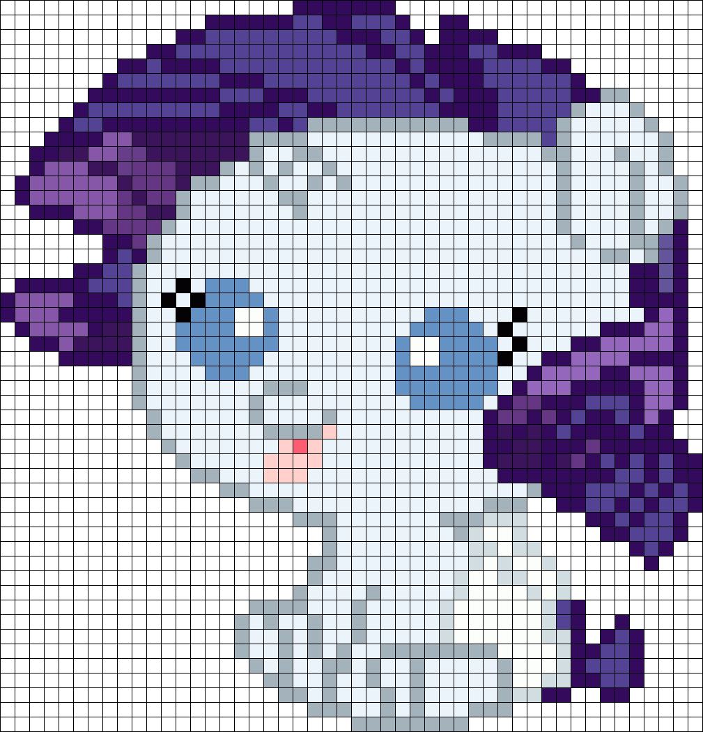 My Little Pony Newborn Rarity