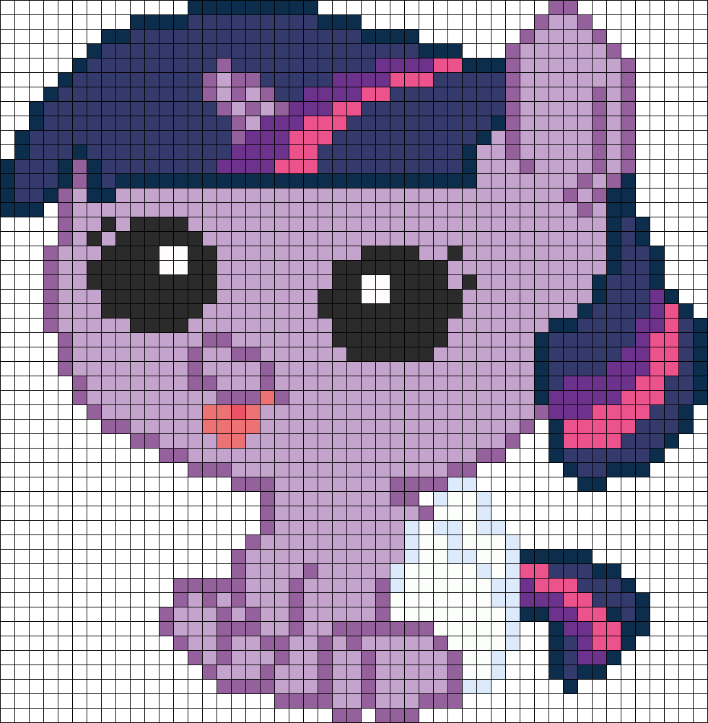 My Little Pony Newborn Twilight Sparkle