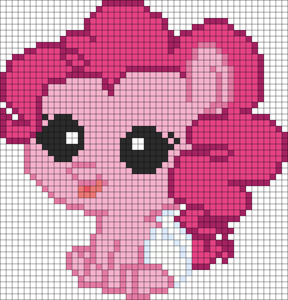 My Little Pony Newborn Pinkie Pie
