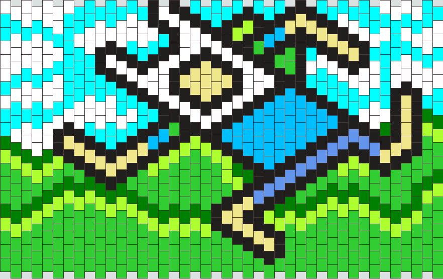 Finn Bead Pattern
