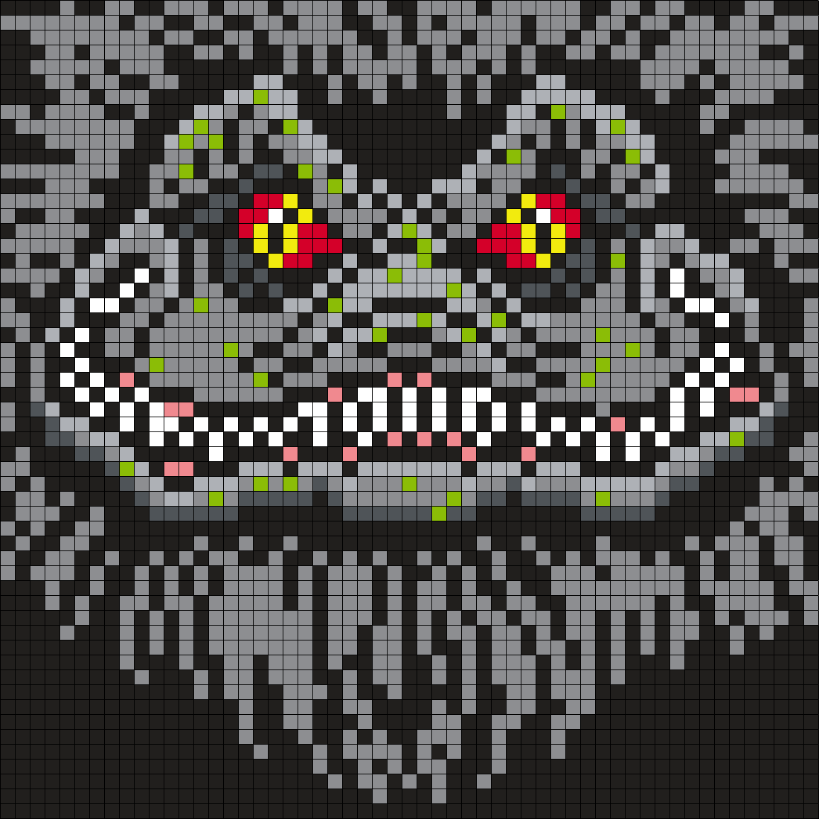 Critters Poster (Square)