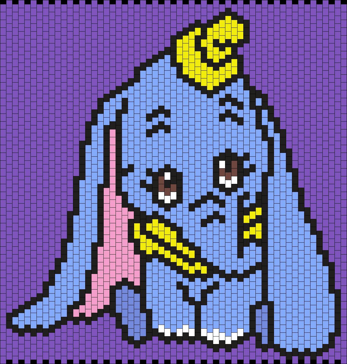Dumbo Bead Pattern