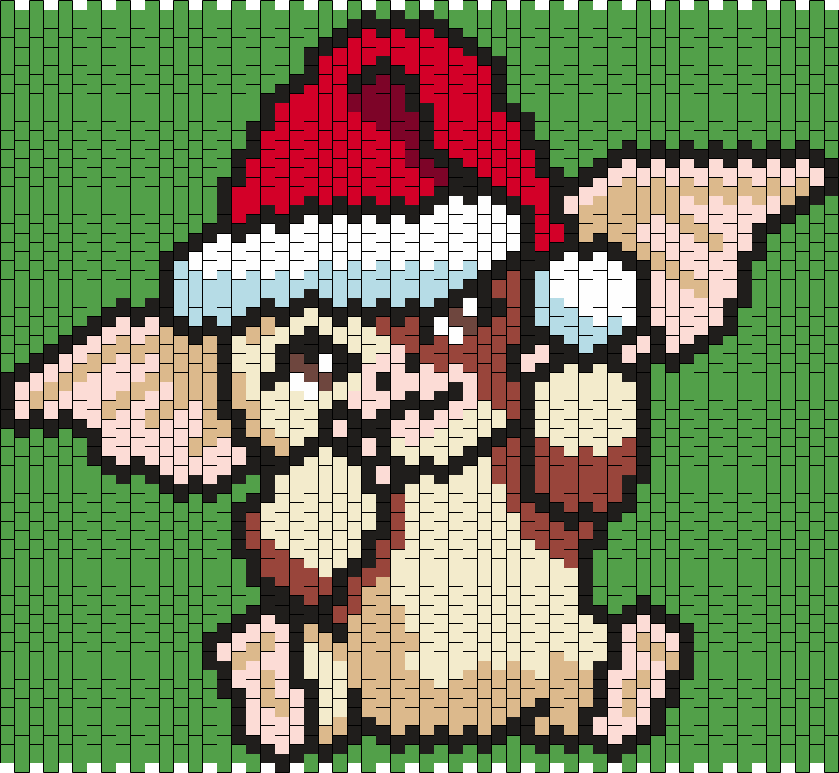Gizmo In A Santa Hat (from Gremlins)