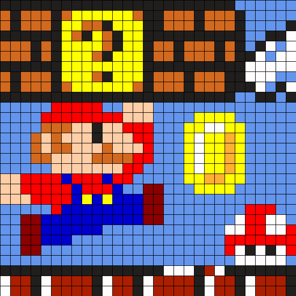 Mini Mario Sceen