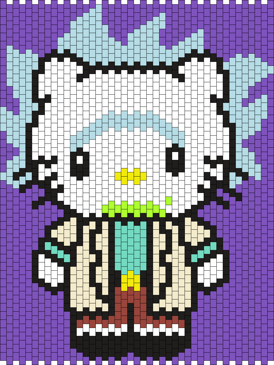 Rick Hello Kitty (from Rick And Morty) (Multi)