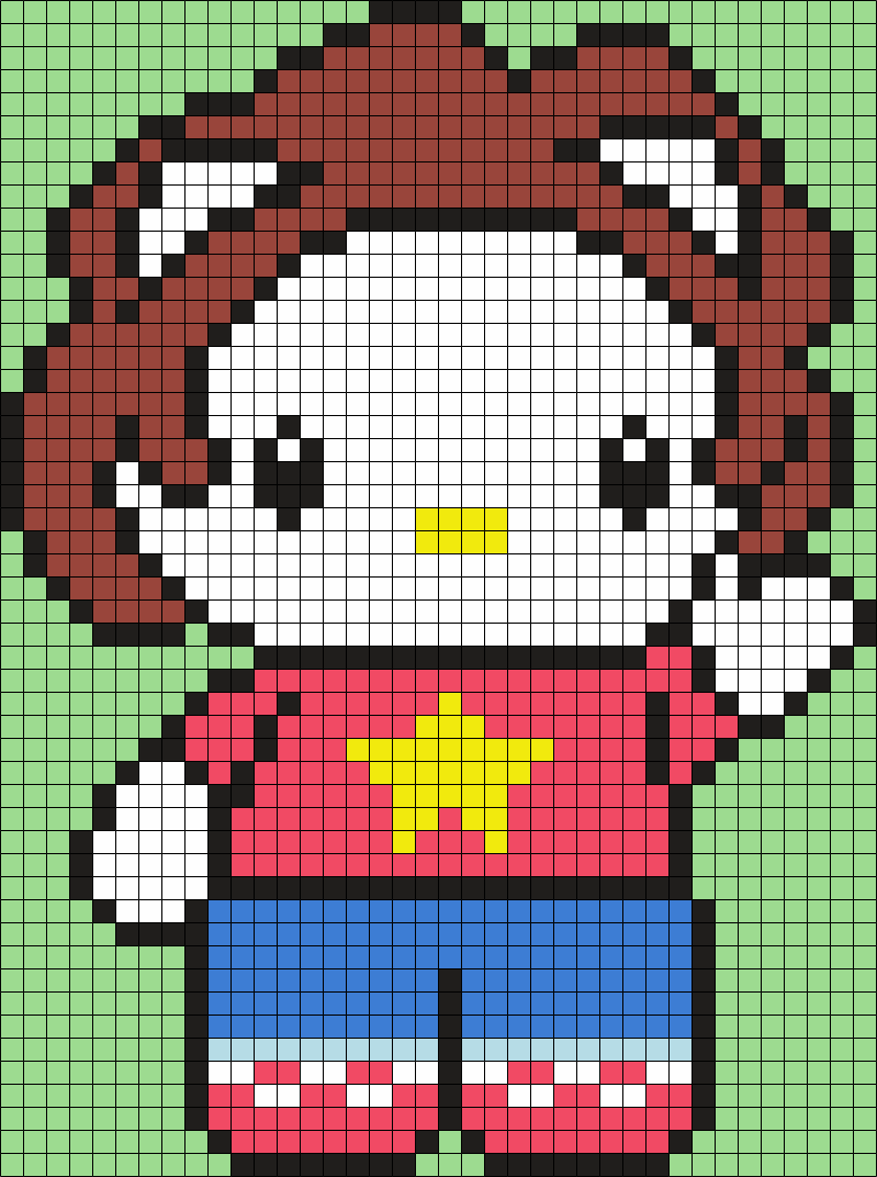 Steven Universe Hello Kitty (Sq)