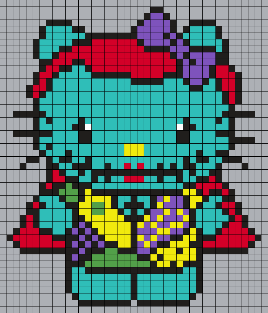 Sally From Nightmare Before Christmas Hello Kitty (Square)