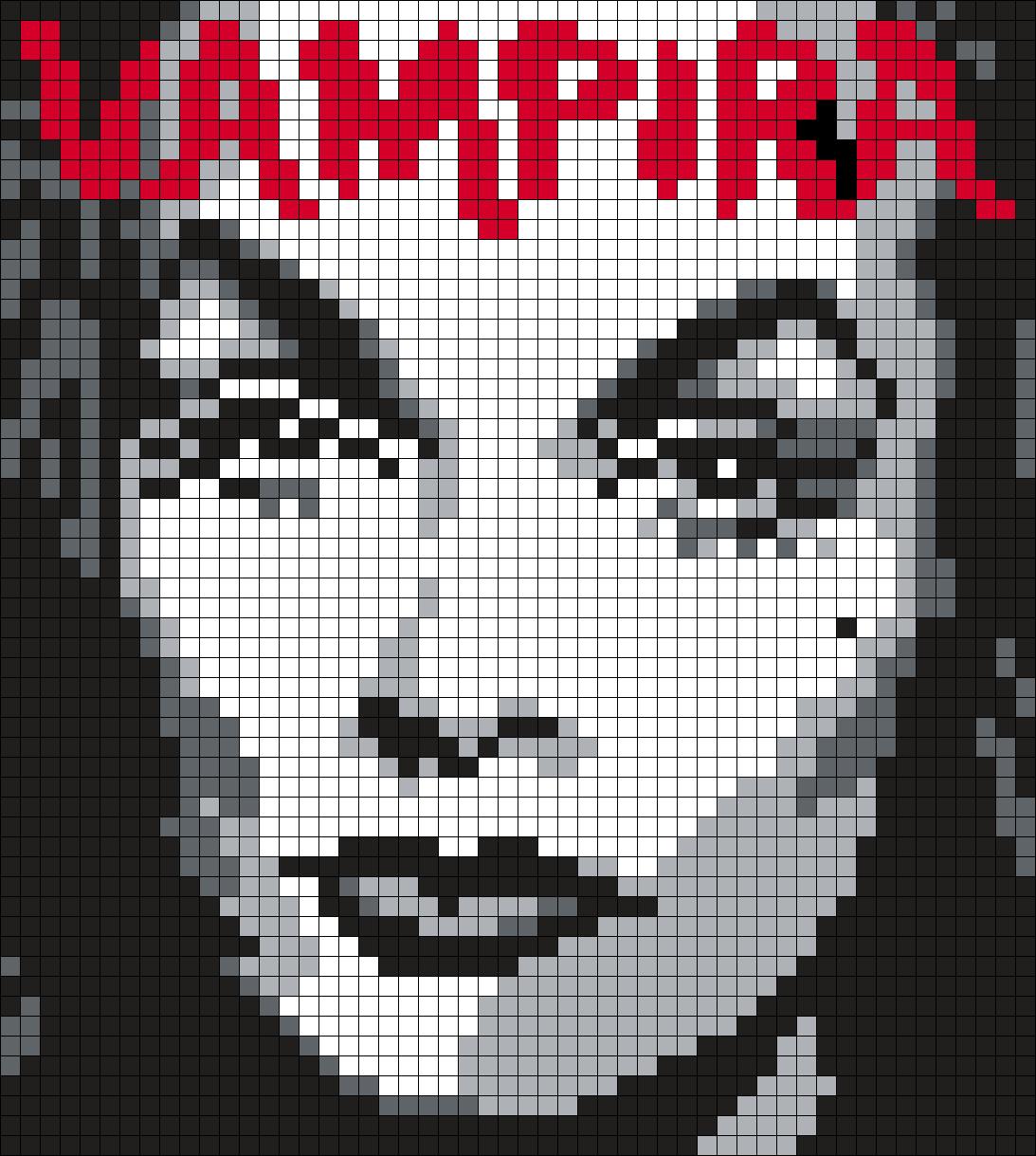 Vampira Poster Sq