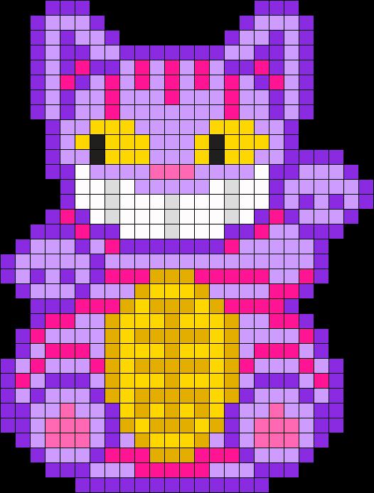 Cheshire Maneki Neko