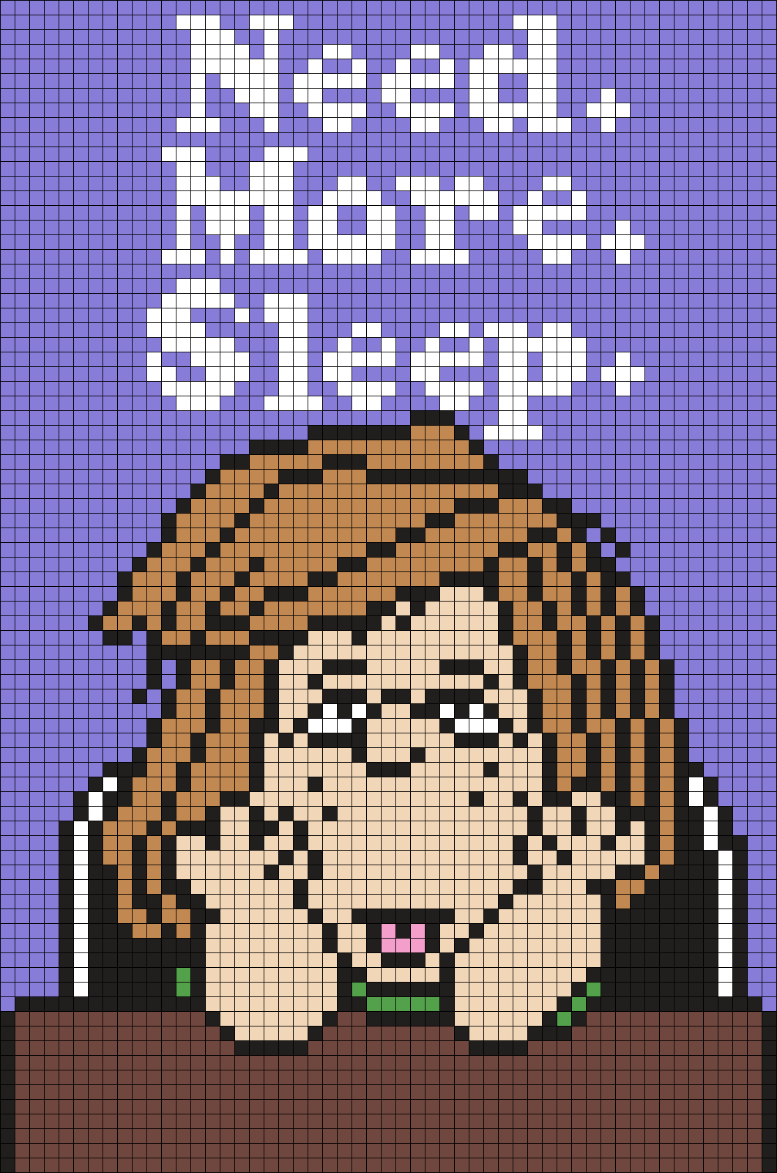 Peppermint Patty From Peanuts Need More Sleep Poster