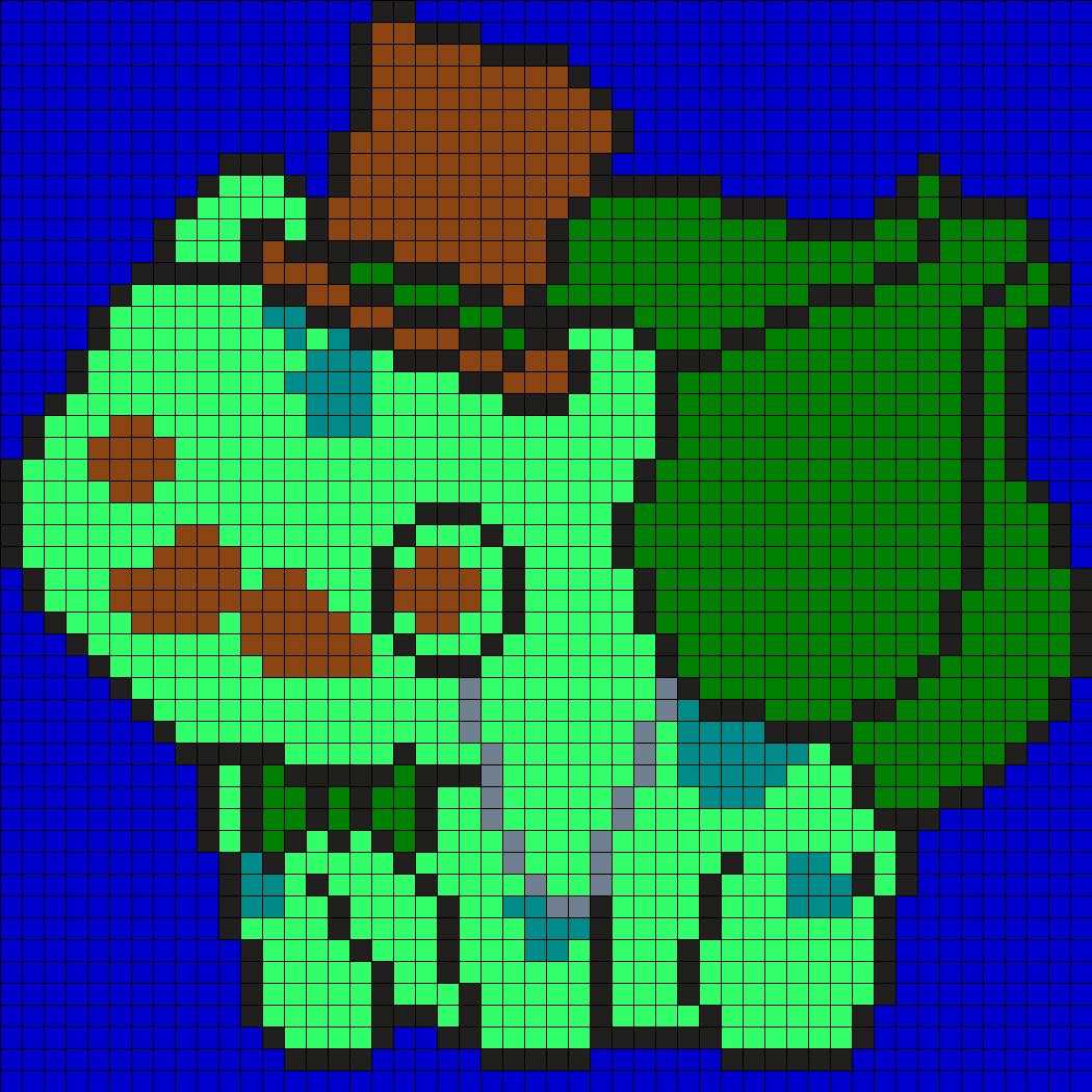 Gentelman Bulbasaur