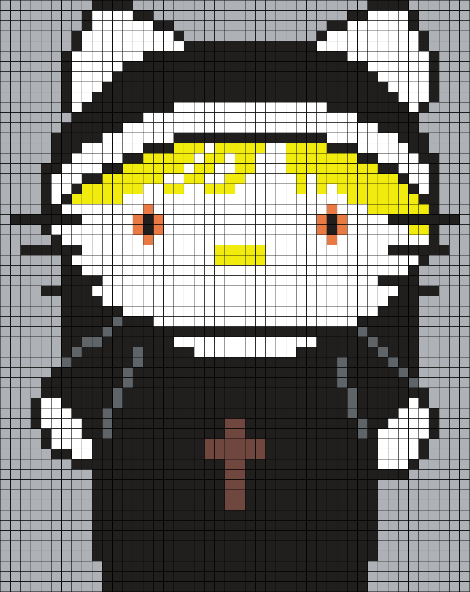 Sister Mary Eunice Hello Kitty From American Horror Story Asylum Sq