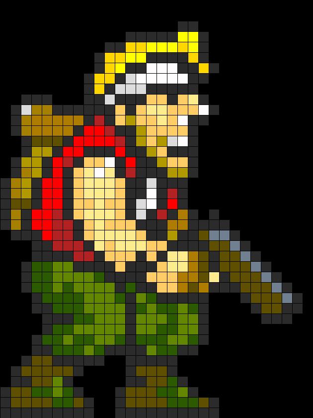 Metal Slug Marco