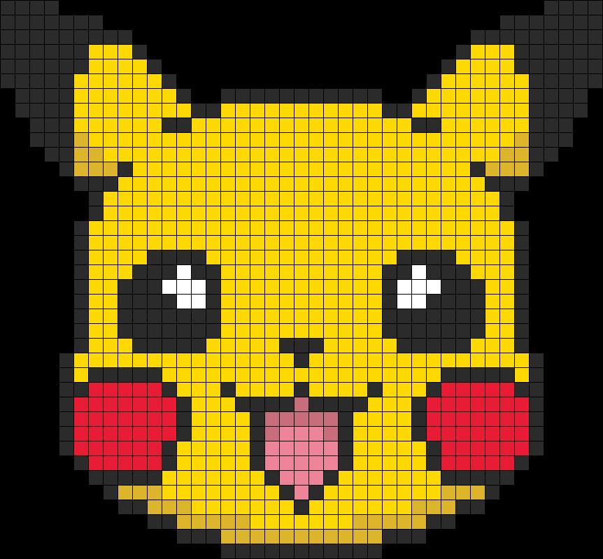 Pokemon Fuse Beads Images | Pokemon -  6.6KB