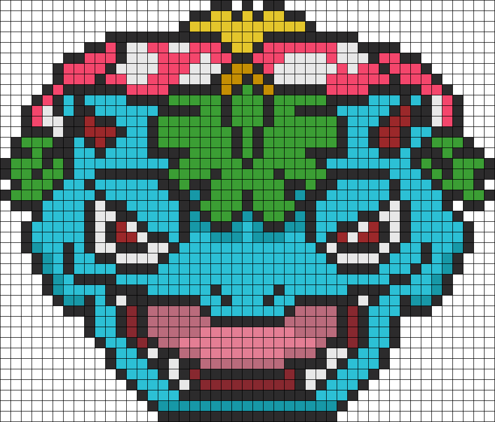 Pokemon Battle Trozei Venusaur