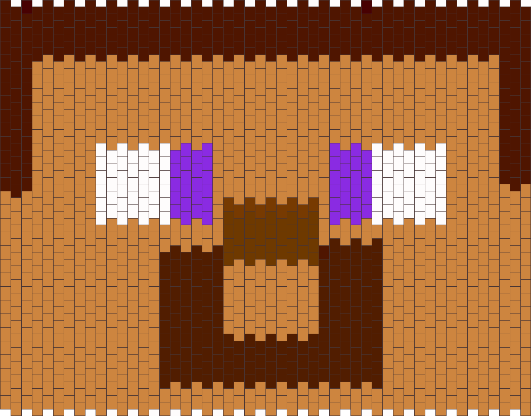 Minecraft Purse Panel Pt 2