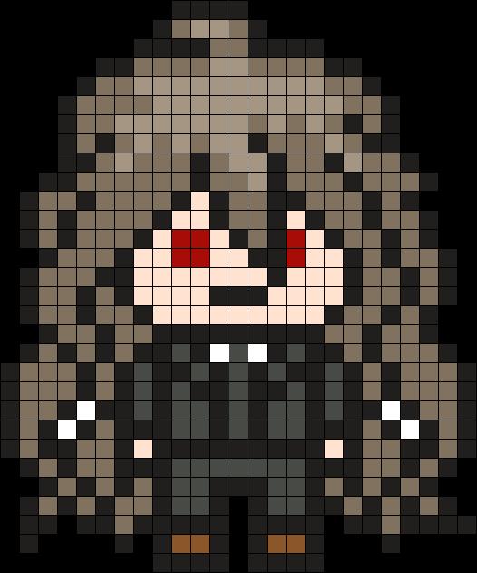 Izuru Kamukura Pixel Sprite 1