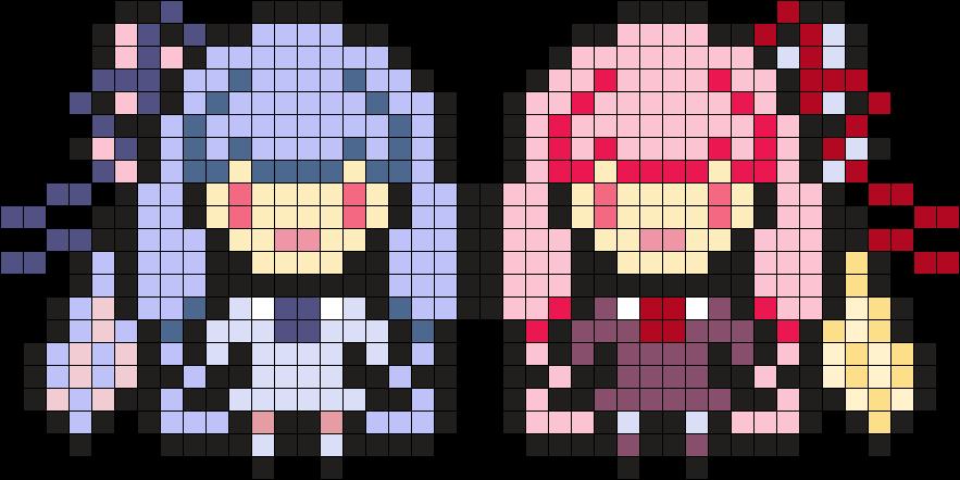 Aoi And Akane Vocaloid