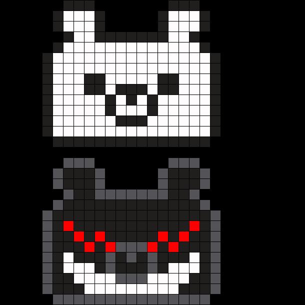 Junkos Bear Clips