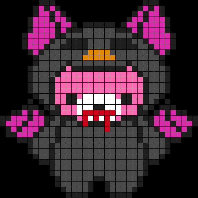 Gloomy Bear Bat :D