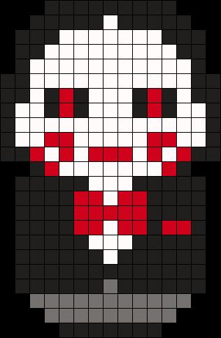 Jigsaw Saw Perler
