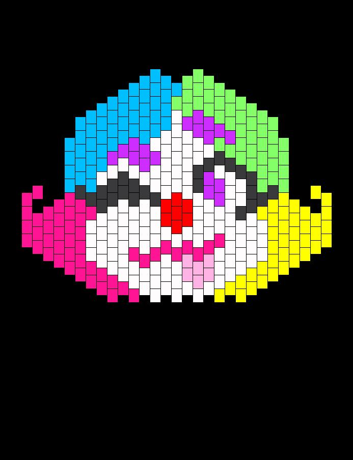 Silly Clown OC