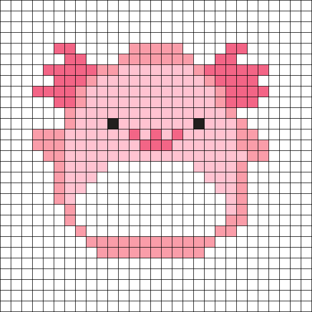 Archie The Axolotl (squishmallows)