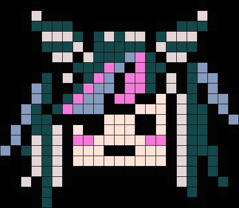 Ibuki Mioda Pixel Icon