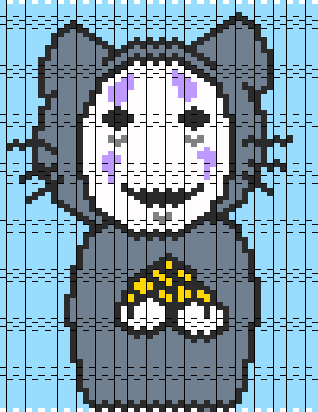 Spirited Aways No Face Hello Kitty